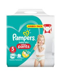 Pampers Baby Dry Pull Up Pants Size 5