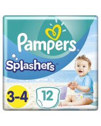 Pampers Splashers Swim Pants Size 3