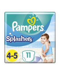 Pampers Splashers Swim Pants - Size 4