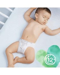 Pampers Pure Protection Nappies - Sample Pack