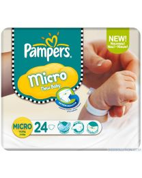Pampers Micro New Baby Nappy