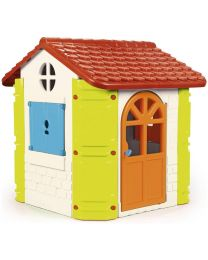 Feber House Childrens Colourful Playhouse