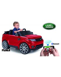 Range Rover Sport Single Seater 6v Ride On Car with RC