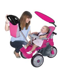 Feber Pink Easy Evolution Baby Trike