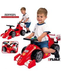 Feber Ferrari Psh to Floor Ride On