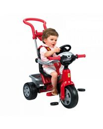 Ferrari Pedal Trike with Play Steering Wheel