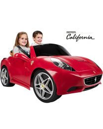 Feber Ferrari California Twin Seater 12v Car