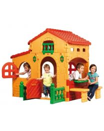 Feber Grande Country Villa Childrens Playhouse