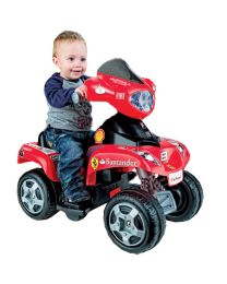 Feber Ferrari 6v Quad Bike