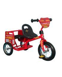Fire Truck Tandem Trike