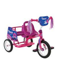 Pink Princess Tandem Trike by Eurotrike