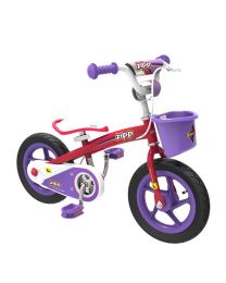 Pink Zipp 2 in 1 Balance and Pedal Bike from Eurotrike