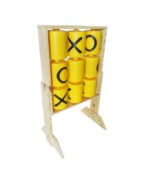 Tic Tac Toe Naughts and Crosses with Frame