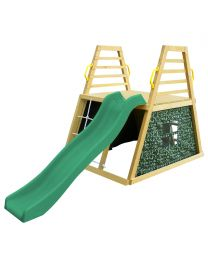 Cooper Climb, Hide and Slide Playset