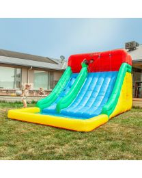 Typhoon Mega Slide & Splash Inflatable