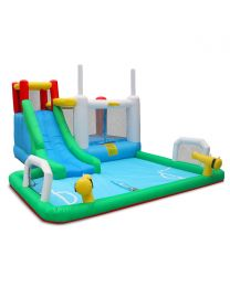 Olympic Sports Monster Inflatable Splash Play Centre