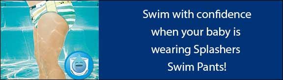 Splashers Swim Nappies