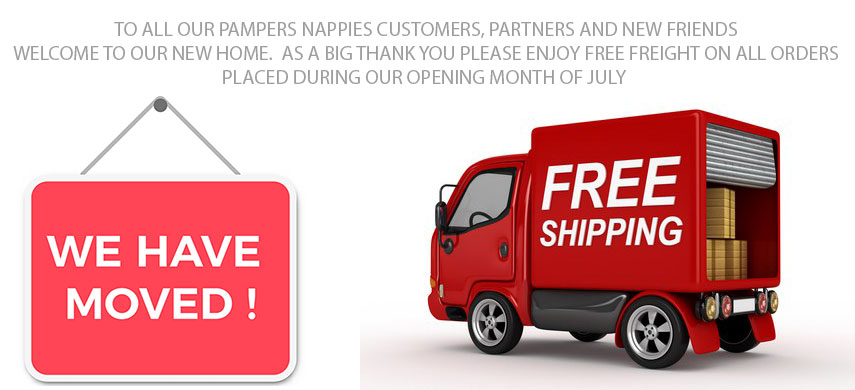Enjoy Free Freight During our Opening Month